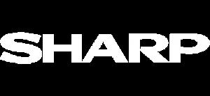 sharp_logo_white
